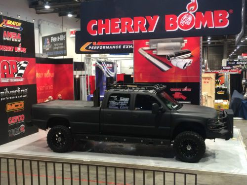 Purchase Used Sema Truck Twin Turbo Duramax Chevy