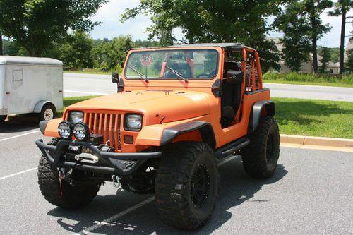 2008 Jeep Wrangler Engine Wiring Harness Buy Used 94 Jeep Wrangler In Cumming Georgia United