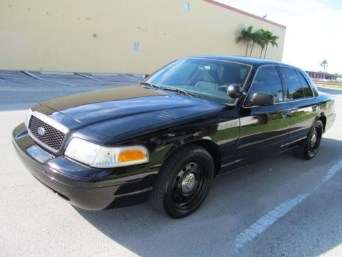 Buy Used 2006 Crown Vic P71 Police Interceptor Car Bad