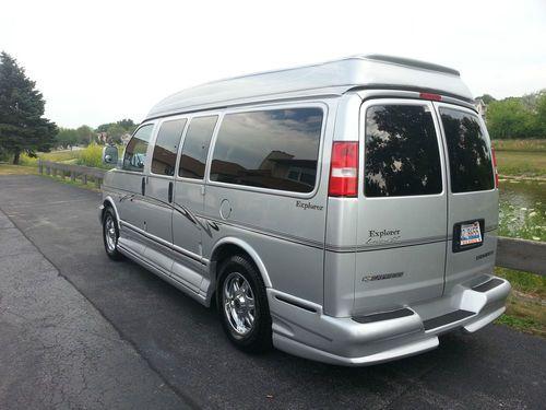2012chevrolettrailerwiringdiagram 2003 Chevrolet Express 1500 Body