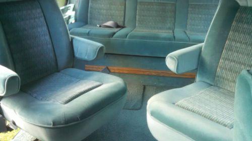 Find used 1992 Chevrolet G20 Winnebago Conversion Van in