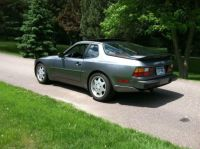 Service manual [How To Replace 1991 Porsche 944 Outside