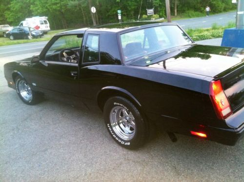 Sell Used 86 Monte Carlo Ss In Burlington North Carolina