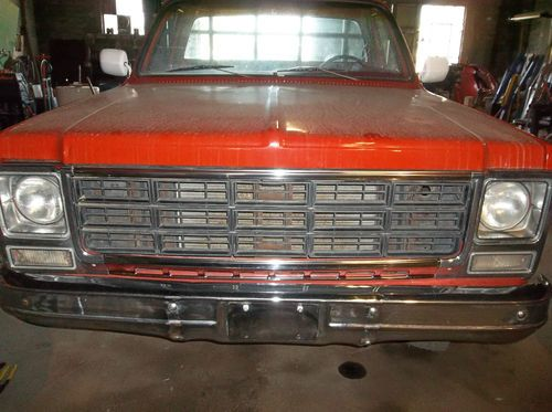 1979 Chevrolet Deluxe 30 Fuse Box Diagram