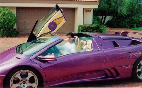 Purchase Used 1998 Lamborghini Diablo Coupe 2 Door 57L VT