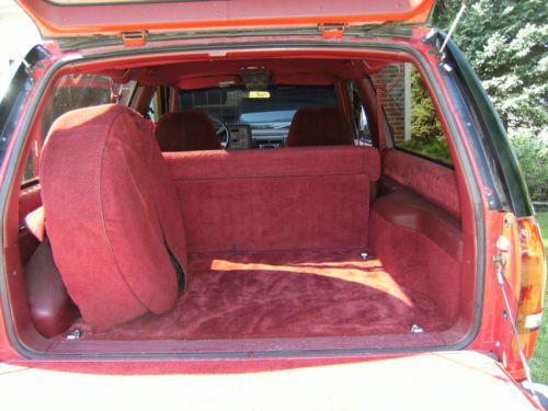 Find Used 93 Chevy Blazer Tahoe 2 Door Silverado In