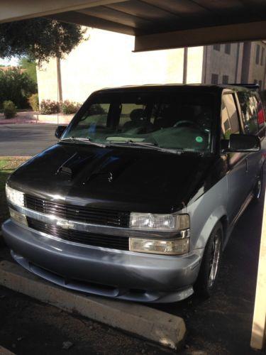 Find used Custom 1996 GMC Safari Astro van in Phoenix