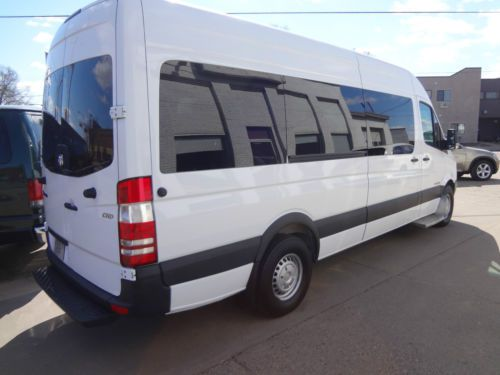Sell used 2009 Dodge Sprinter 2500 high top 170inch wheel