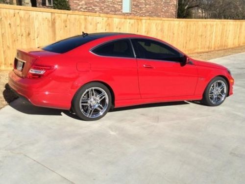 Sell Used 2012 Mercedes Benz C In Oklahoma City Oklahoma