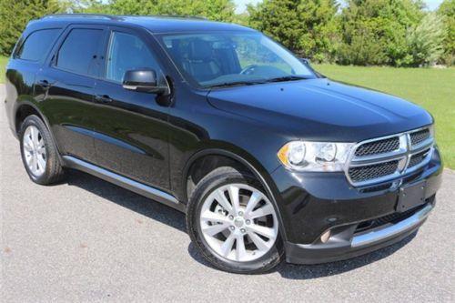 Purchase used 2012 Dodge Durango Crew For SaleLOADEDHEMI