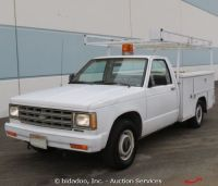 Buy used Chevrolet S-10 Utility Work Pickup Truck Roof ...