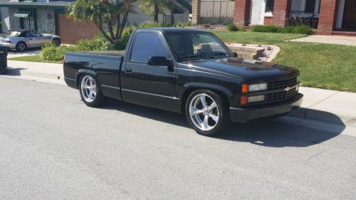 Buy used 1989 Chevy Silverado Shortbed in Orange California United States