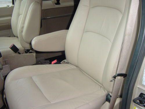 wheelchair van parts wheel chair carrier find used handicap lift power door hand controls 2 transfer seats 48k miles in ...