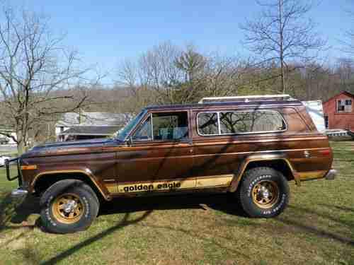 1979 Jeep Cherokee S