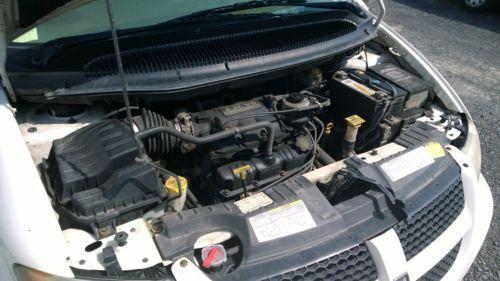 2003 Dodge Caravan Evapsystem Electrical Problem 2003 Dodge