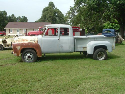 1955 Ford F350 4x4