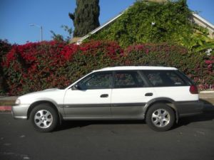 Sell used 1999 Subaru Legacy Outback Limited Wagon 4Door