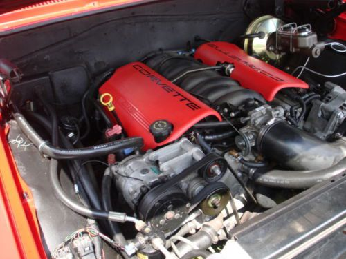 Sell Used Chevelle El Camino Elcamino Ls1 350