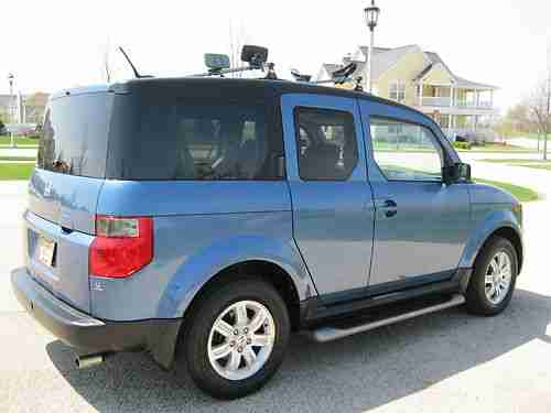 Purchase used HONDA ELEMENT EX 1 OWNER WITH KAYAK ROOF