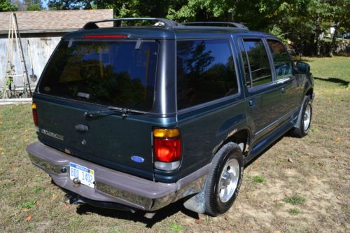 1996 Ford Explorer 4x4 Transmission