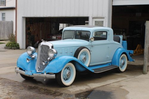 Purchase Used 1933 Chrysler Royal Eight Ct Coupe With