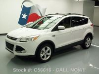 Purchase used 2013 FORD ESCAPE SE ECOBOOST PANO SUNROOF ...