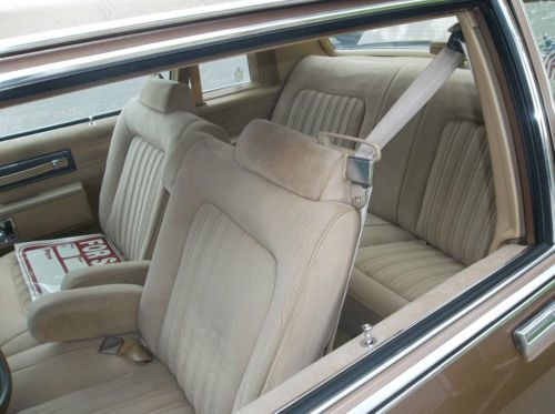 Purchase used 1986 Chevy Caprice Classic Landau 2DR SPT