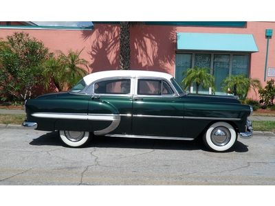 Sell used 1956 Chevrolet Bel Air Inca Silver  Imperial