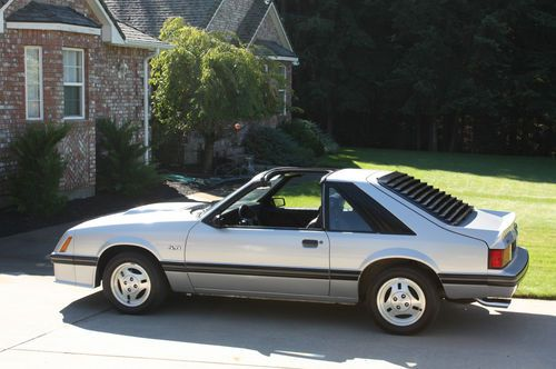 1982 ford mustang gt put pony car back on track: Buy Used 1982 Ford Mustang Gt 5 0 Hatchback Fox Body Rare T Tops Lx 500 Hot Rat Rod Boss In Coeur D Alene Idaho United States