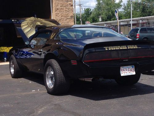 Find Used 1979 Trans Am Smoky And The Bandit 7778 Front