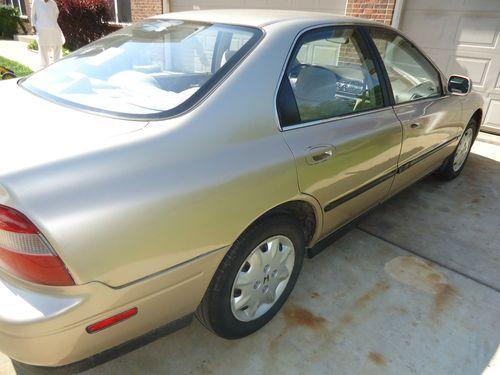 Find Used 1995 Honda Accord Lx Sedan 4 Door 2 2l In