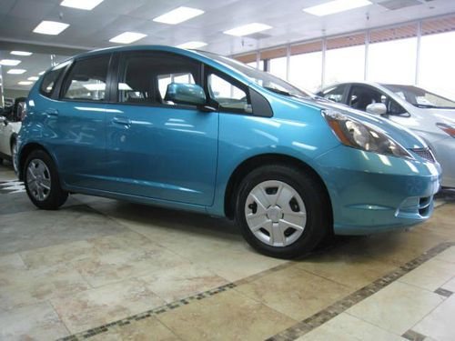 Sell new 2012 HONDA FIT  40 MILES  OFF THE SHOWROOM