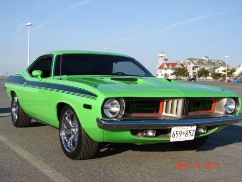 Sell Used 70 71 73 1973 Plymouth Cuda 4 Speed Ac Ps 99 9