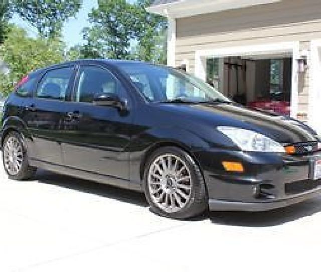 2004 Ford Focus Svt Zx 5 Eap Very Rare