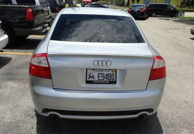 Buy Used Audi A4 Florida
