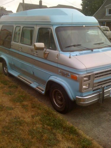 sofa sleeper for camper bensen dimensions chevrolet g20 van sale / page #5 of 16 find or sell ...