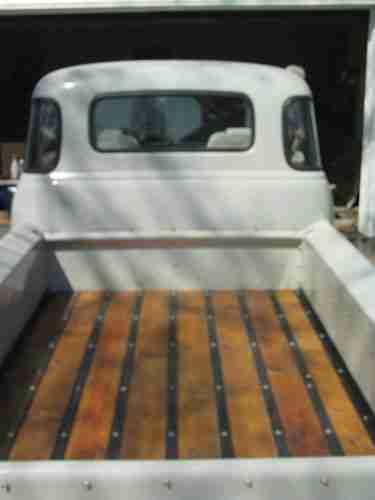 1951 Chevy Truck Interior