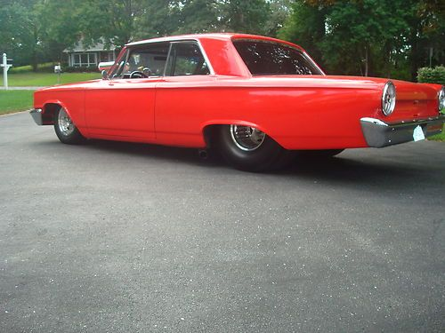 1963 Ford Fairlane Pro Street