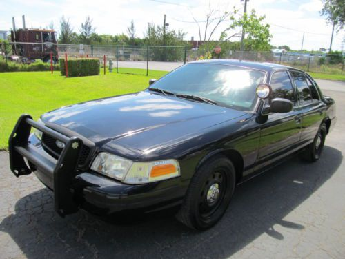 Purchase Used P 71 Police Interceptor Pkg Crown Vic