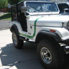 Electric Radiator Fan Wiring Diagram Schematic Of Rheem Gas Furnace Purchase Used 1976 Jeep Cj 5, 12k Warren Winch, V8, 4spd, 4 Tops, Including Hard Top!! In Reno ...