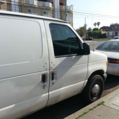 Wheelchair Van Parts Game Of Throne Chair Purchase Used California 2004 Ford E350 Diesel Whith Fuel Transfer Tank 550 Gal In ...