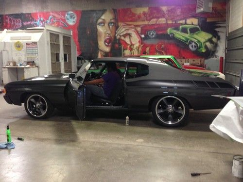 buy new 1972 chevelle in snyder texas united states