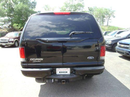 Buy Used Ford Excursion 4x4 Bulletproof In La Vista