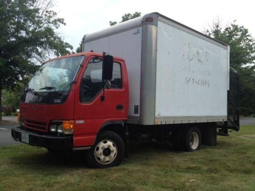 Landscape Used Truck Box