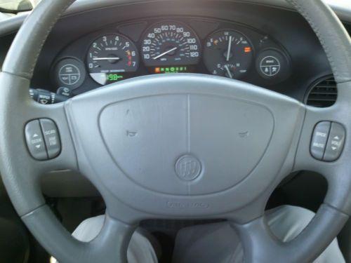 Buick Regal Interior