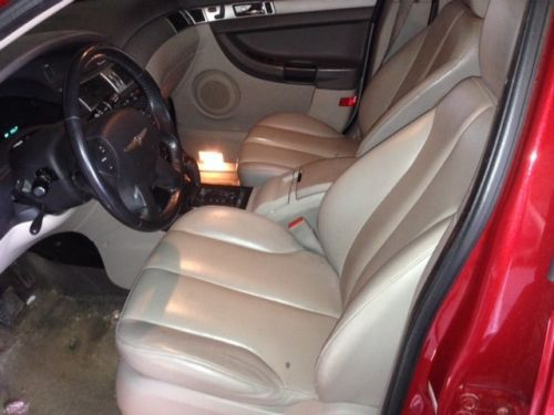 Sell Used 2006 Chrysler Pacifica Touring Sport Utility 4