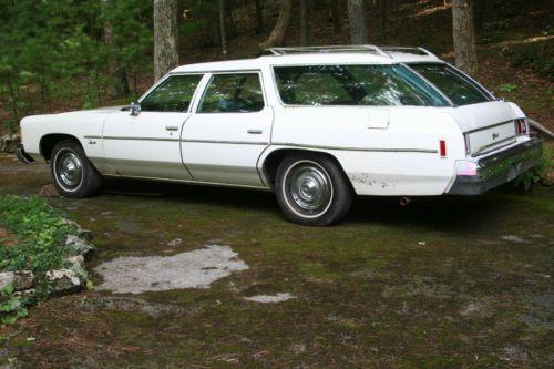 1975 Impala 22 Convertible