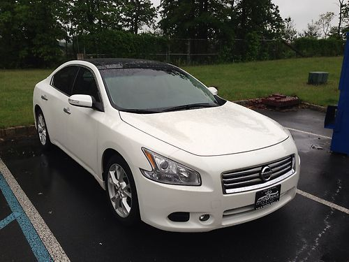 Sell Used 2012 Nissan Maxima Sv Sport Free Shipping