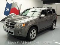 Purchase used 2010 FORD ESCAPE LTD SUNROOF HTD LEATHER ...