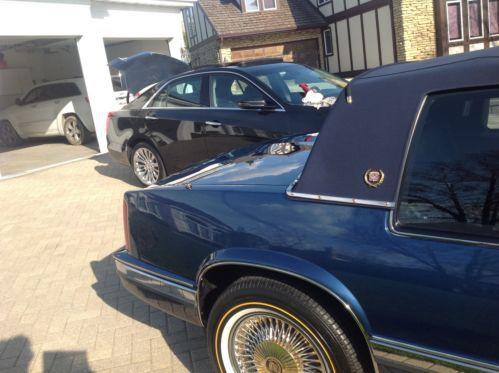 Purchase Used 1991 Cadillac Eldorado Biarritz Coupe 2 Door